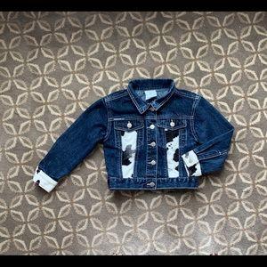 Jordache blue jean jacket